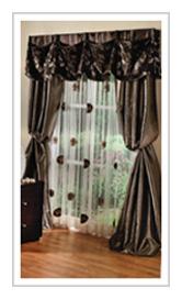 Habillage de fen tres for Decoration habillage fenetre